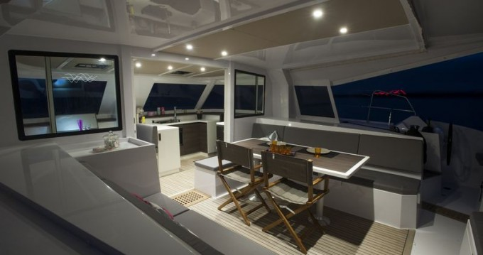 Rental Catamaran in Kotor - NAUTITECH CATAMARANS Nautitech Open 40