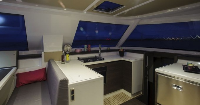 Boat rental Kotor cheap Nautitech Open 40