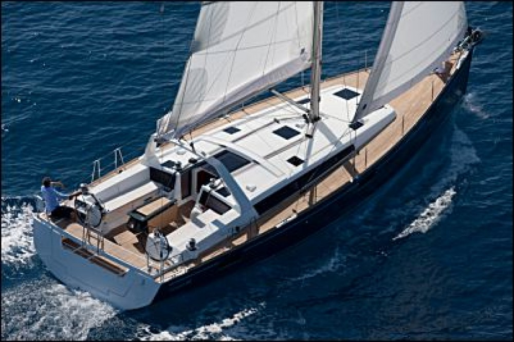 Hire Sailboat with or without skipper Bénéteau Kotor