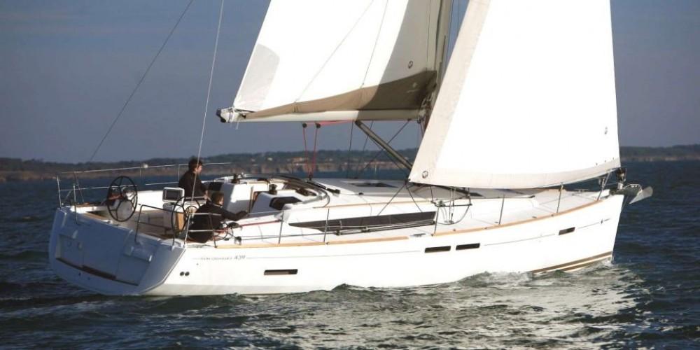Rent a Jeanneau Sun Odyssey 439 Kotor