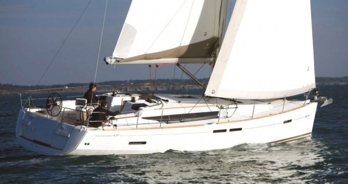 Sailboat for rent Kotor at the best price