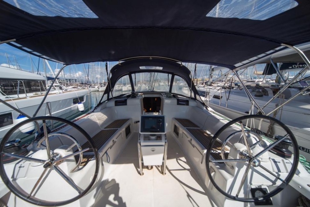 Rental yacht Kotor - Jeanneau Sun Odyssey 439 on SamBoat