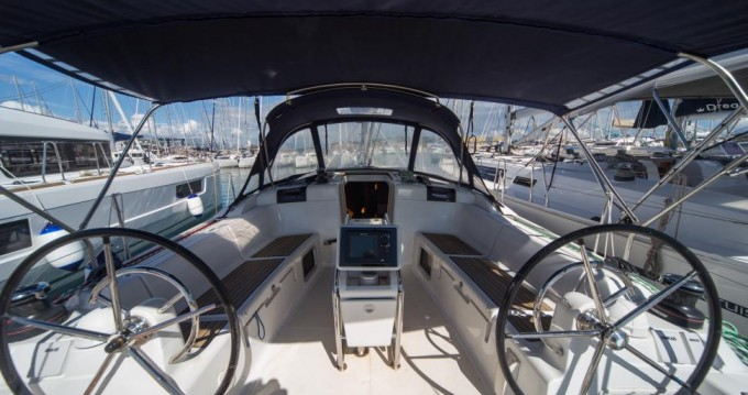 Jeanneau Sun Odyssey 439 between personal and professional Kotor