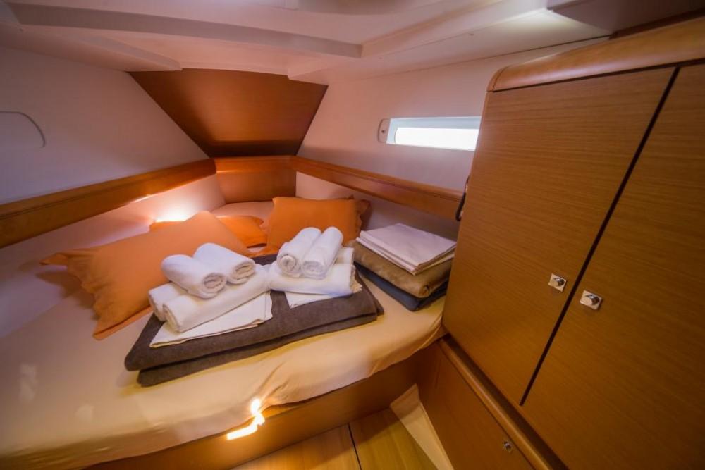 Rental Sailboat in Kotor - Jeanneau Sun Odyssey 439