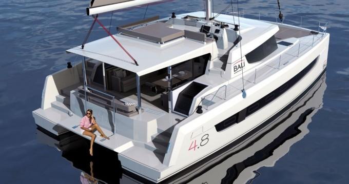 Bali Catamarans Bali 4.8 between personal and professional Palma