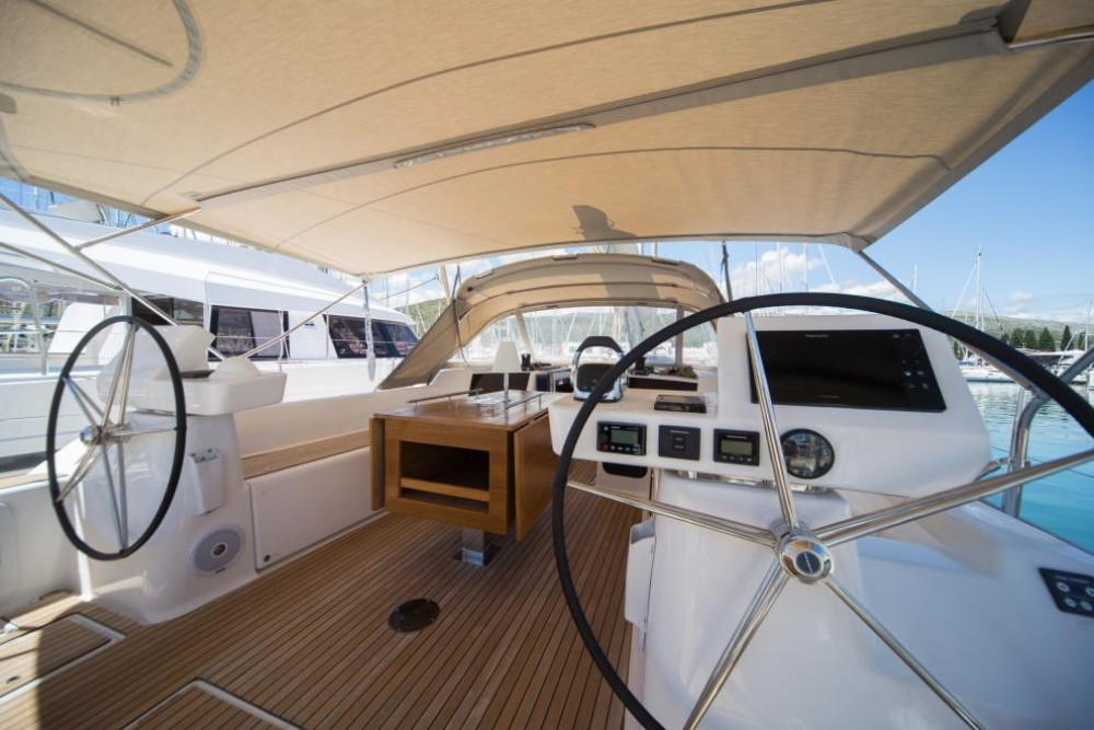 Dufour Dufour 520 GL between personal and professional Palma