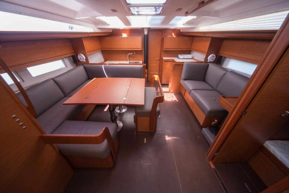 Hire Sailboat with or without skipper Dufour Palma
