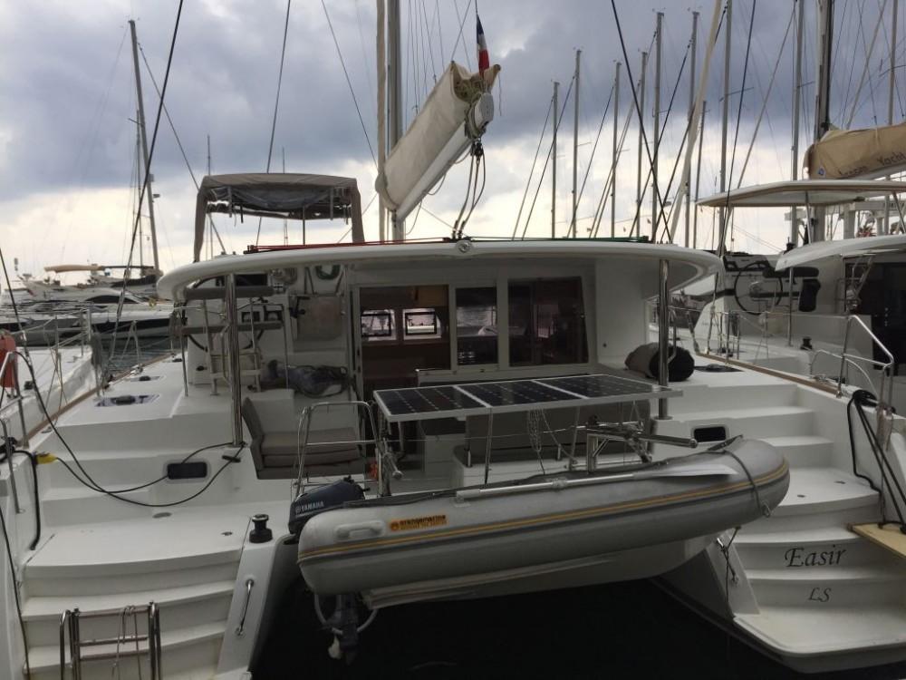 Rental yacht Palma - Lagoon Lagoon 400 S2 on SamBoat