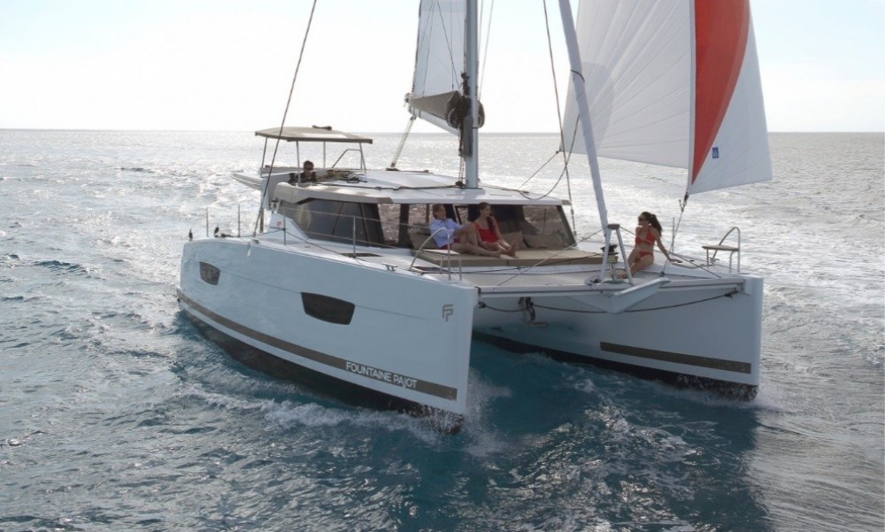 Rental yacht Palma - Fountaine Pajot Fountaine Pajot on SamBoat