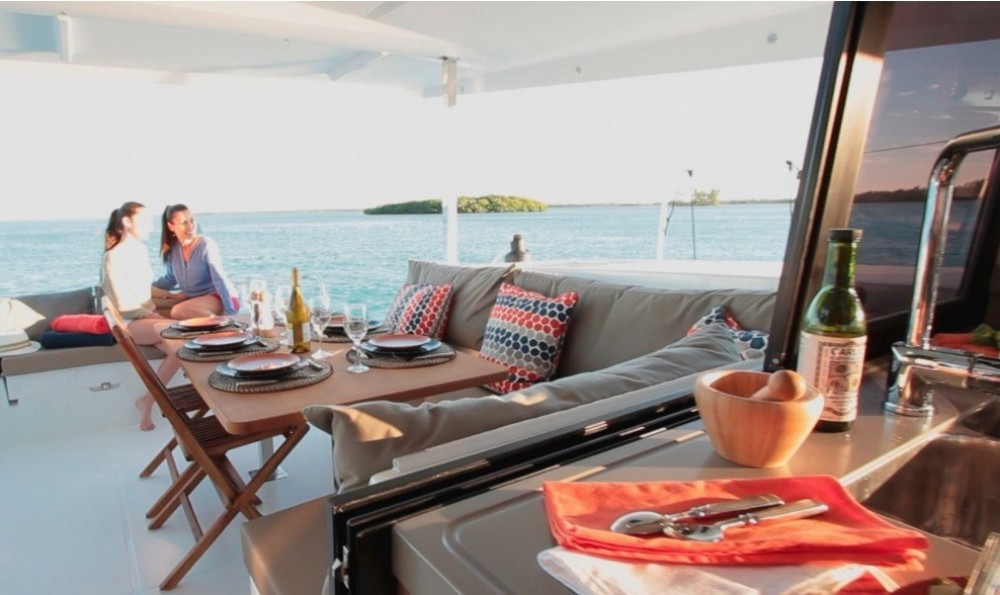 Boat rental Fountaine Pajot Fountaine Pajot in Palma on Samboat