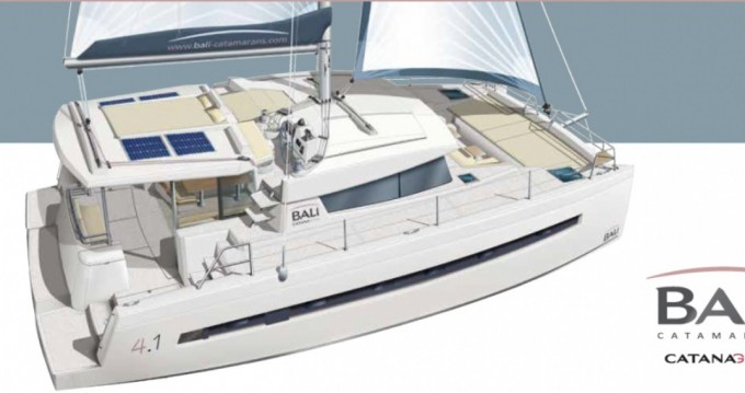 Hire Catamaran with or without skipper Bali Catamarans Palma de Mallorca