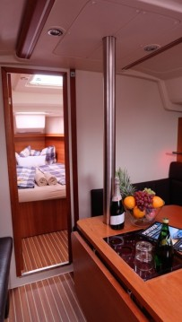 Hire Sailboat with or without skipper Hanse Palma