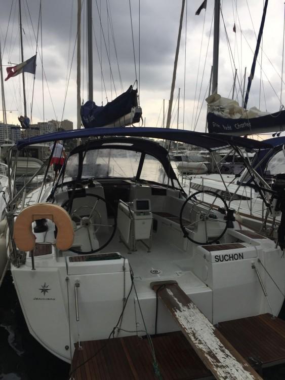 Boat rental Jeanneau Sun Odyssey 449 in Palma on Samboat