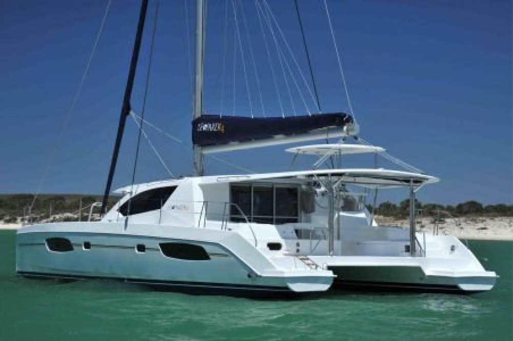 Robertson-Caine Leopard 44 between personal and professional Palma