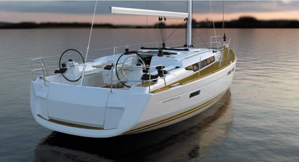 Jeanneau Sun Odyssey 469 between personal and professional Palma