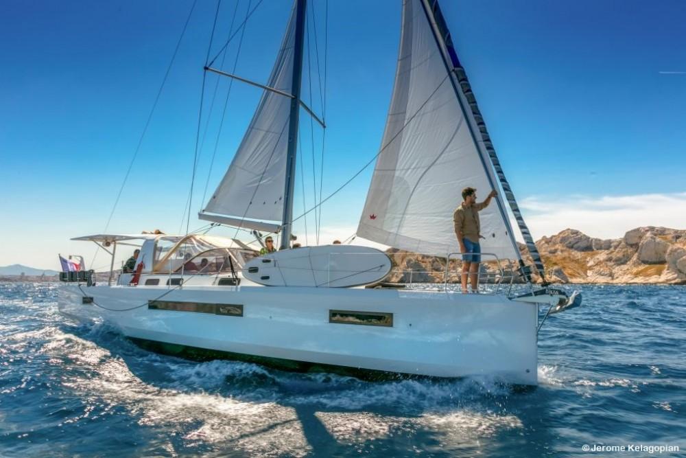 Rental Sailboat in Göcek - Jeanneau Sun Loft 47
