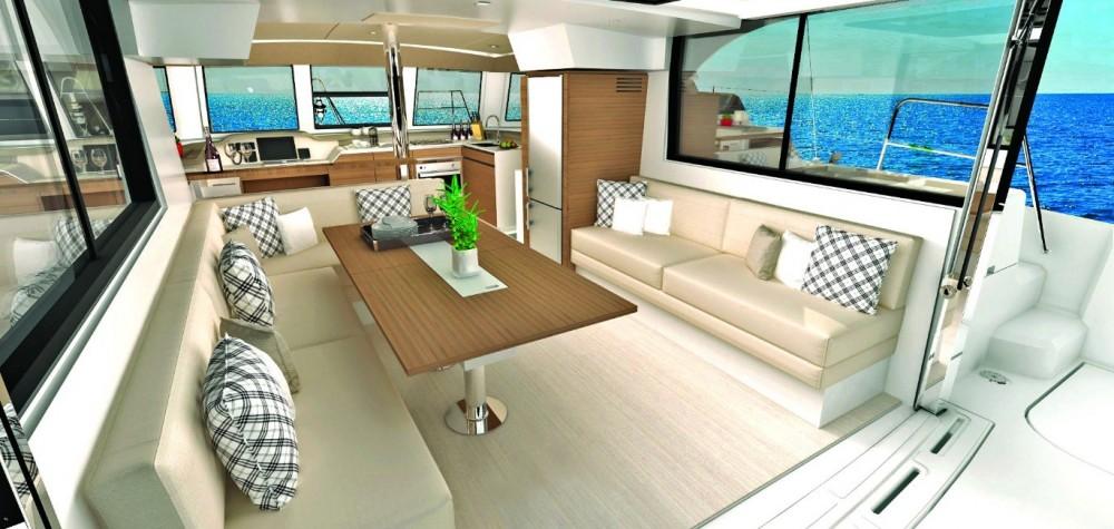 Bali Catamarans CATSPACE between personal and professional Göcek