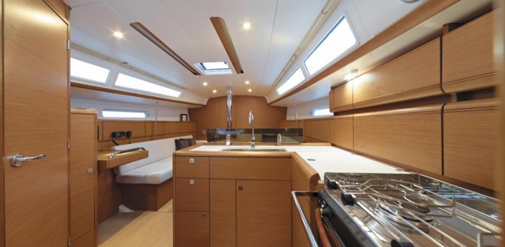 Boat rental Jeanneau Sun Odyssey 389 in Göcek on Samboat