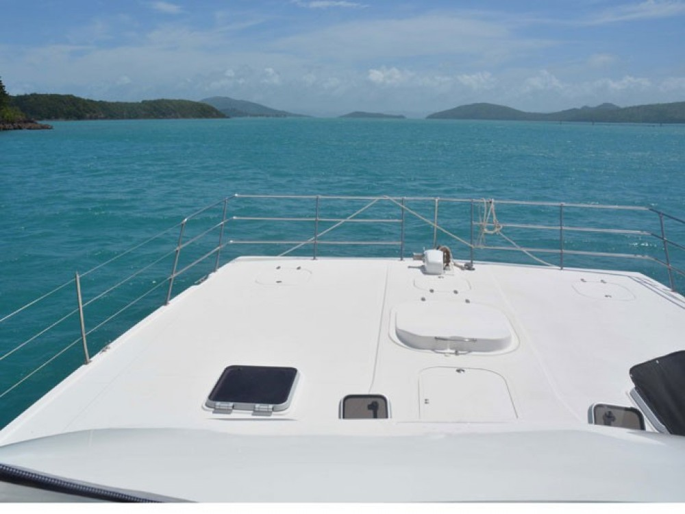 Rental yacht Airlie Beach - Boston Whaler Conquest 44 on SamBoat