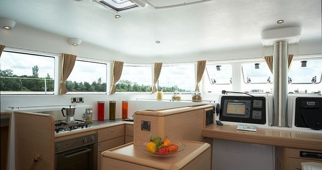 Lagoon Lagoon 500 between personal and professional Airlie Beach