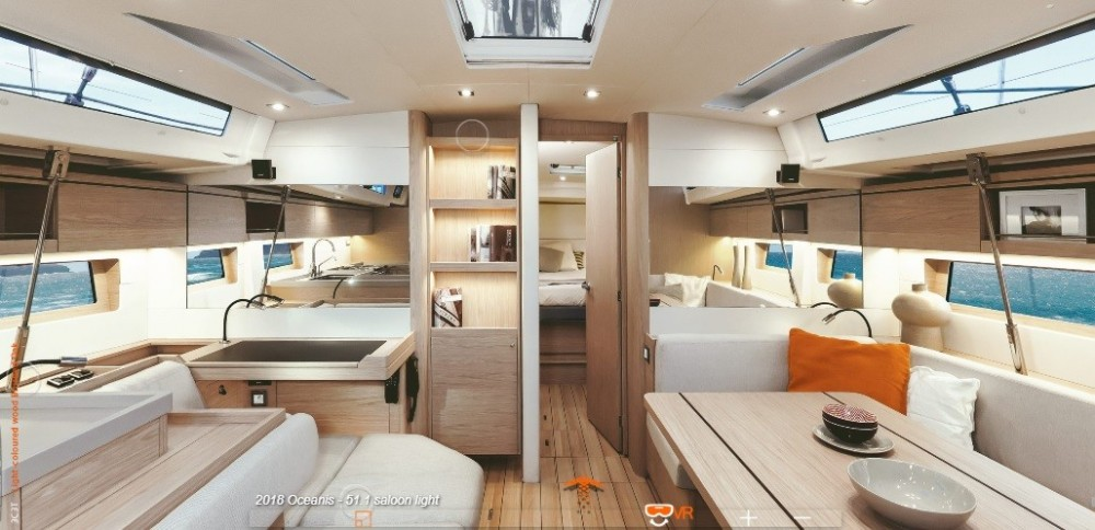 Bénéteau Oceanis 51.1 between personal and professional Airlie Beach
