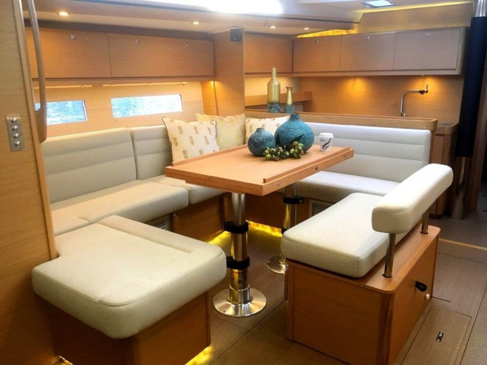 Boat rental Dufour Dufour 560 Grand Large in Airlie Beach on Samboat