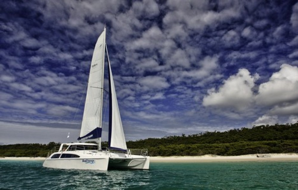 Seawind Seawind 1250 between personal and professional Airlie Beach