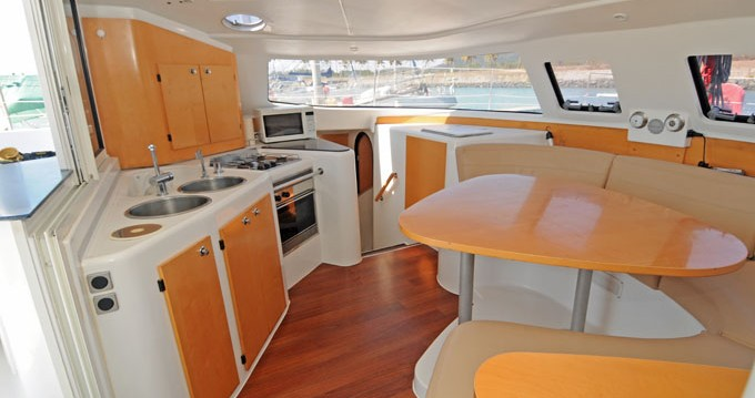 Rental yacht Airlie Beach - Fountaine Pajot Lavezzi 40 on SamBoat