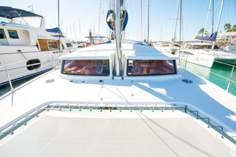 Rent a Fountaine Pajot Mahe 36 Evolution Airlie Beach