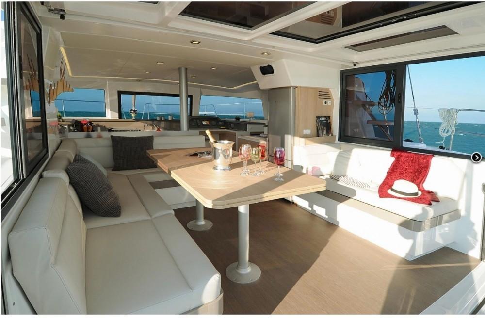 Catamaran for rent Noumea at the best price