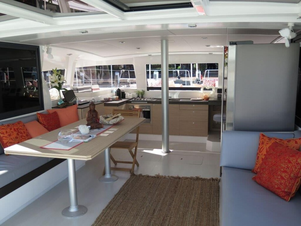 Hire Catamaran with or without skipper Catana Noumea
