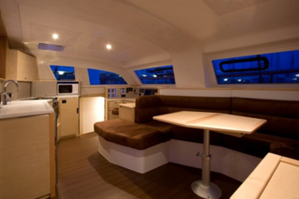 Rent a Catana Catana 42 Carbon Infusion Noumea
