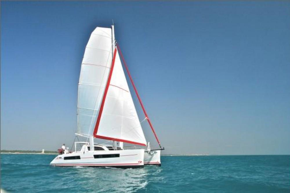 Rental Catamaran in Nouméa - Catana Catana 47 Carbon Infusion