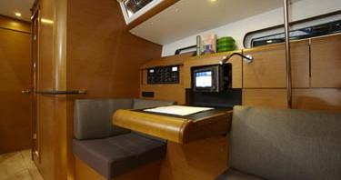 Boat rental Papeete cheap Sun Odyssey 439