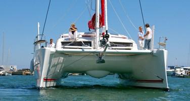Rental Catamaran in Papeete - Catana Catana 42 Carbon Infusion