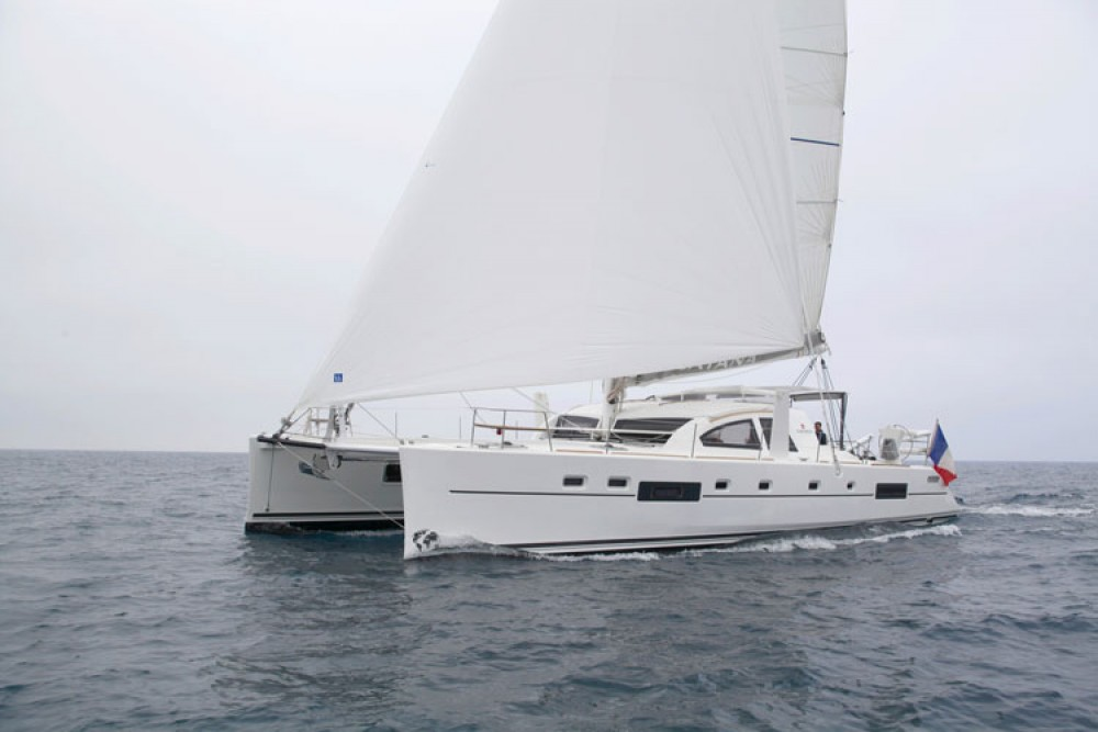 Boat rental Catana Catana 55 Carbon Infusion in Papeete on Samboat