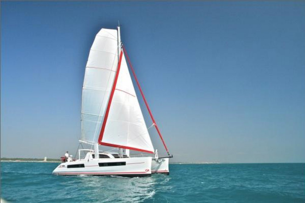 Rental yacht Papeete - Catana Catana 47 Custom on SamBoat