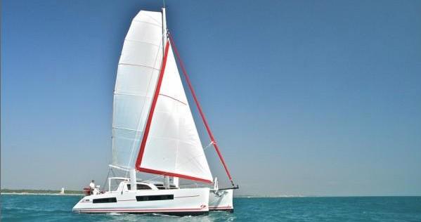 Rental yacht Papeete - Catana Catana 47 Custom on SamBoat