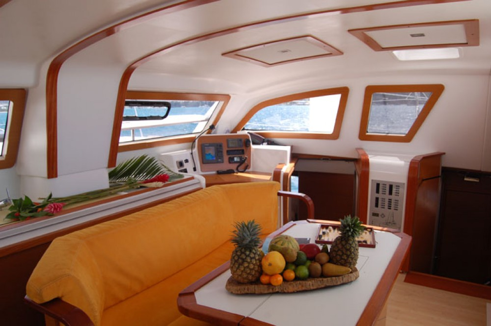 Rental yacht Papeete - Catana Catana 41 Ocean Class on SamBoat