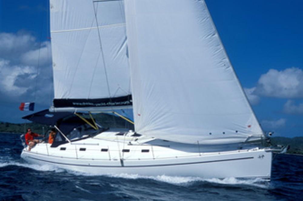 Boat rental Poncin Yachts Harmony 52 in Papeete on Samboat