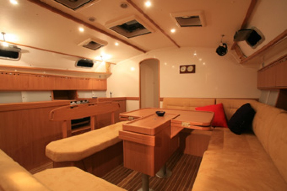 Sailboat for rent Papeete at the best price