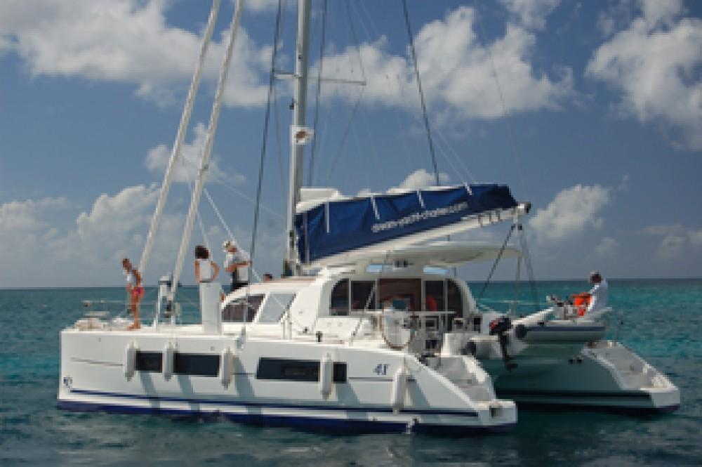 Catana Catana 41 Ocean Class between personal and professional Papeete
