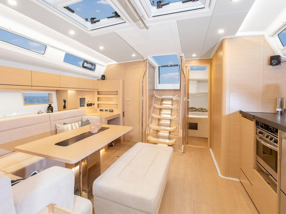 Rental yacht Peloponnese - Hanse Hanse 508 - 5 cab. on SamBoat