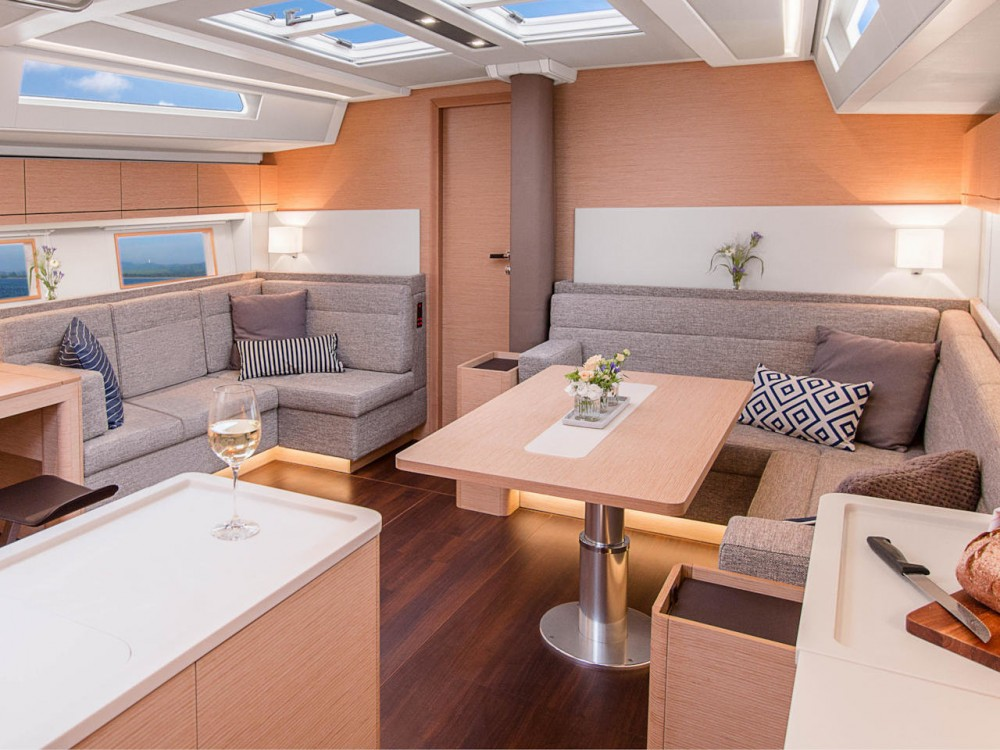 Rental yacht Peloponnese - Hanse Hanse 548 - 5 cab. on SamBoat