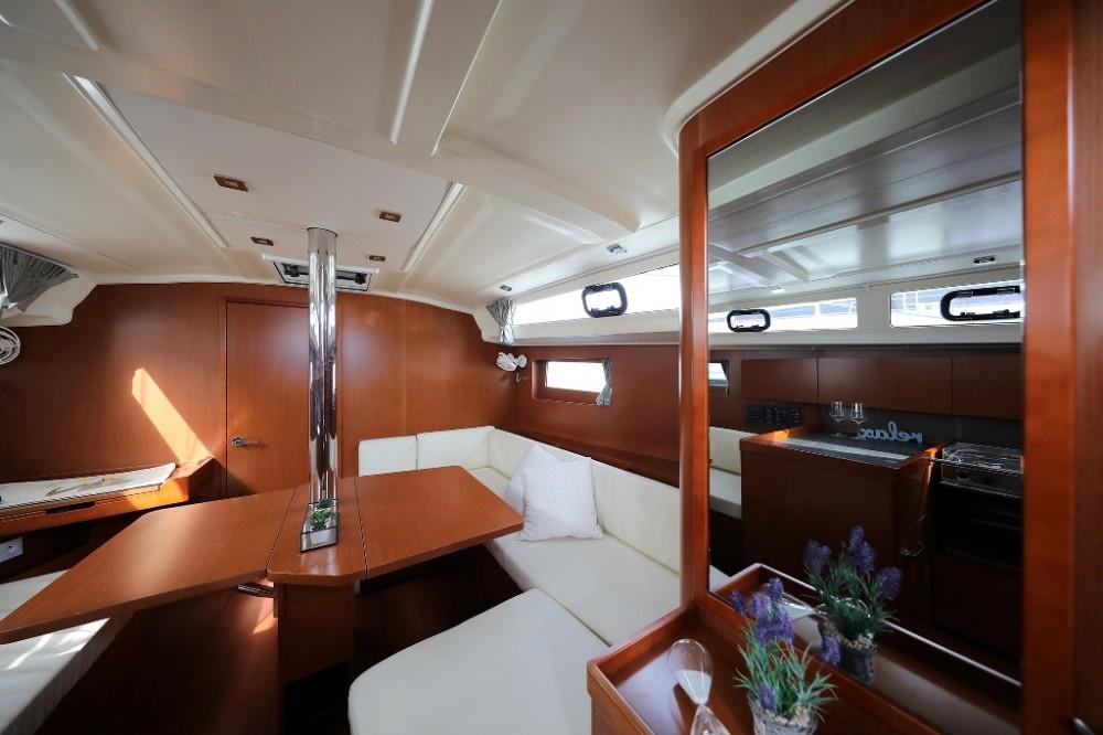 Boat rental Trogir cheap Oceanis 41.1