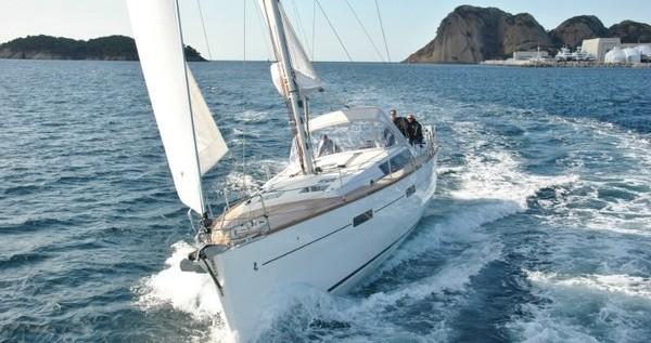 Rental Sailboat in Sukošan - Bénéteau Oceanis 45