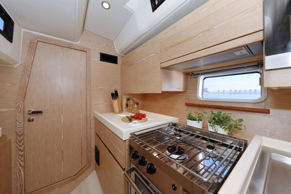 Boat rental Croatia cheap Hanse 675 - 3 cab.