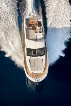 Rental Motorboat in Biograd na Moru - Jeanneau Prestige 520 Flybridge