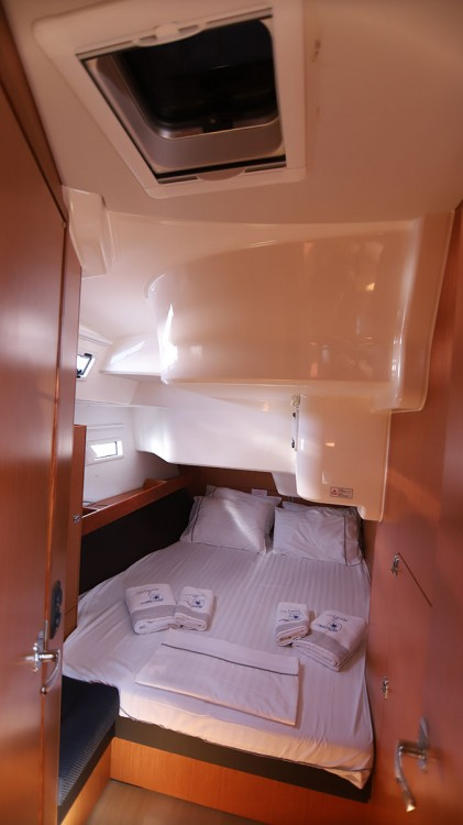 Bavaria Cruiser 51 between personal and professional Peloponneso