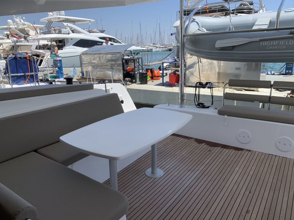 Rental Catamaran in Balearic Islands - Lagoon Lagoon 42